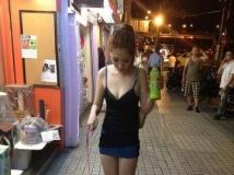 夜市遇低胸正妹Sonia Chang~眼睛無法從她身上移開[20P]